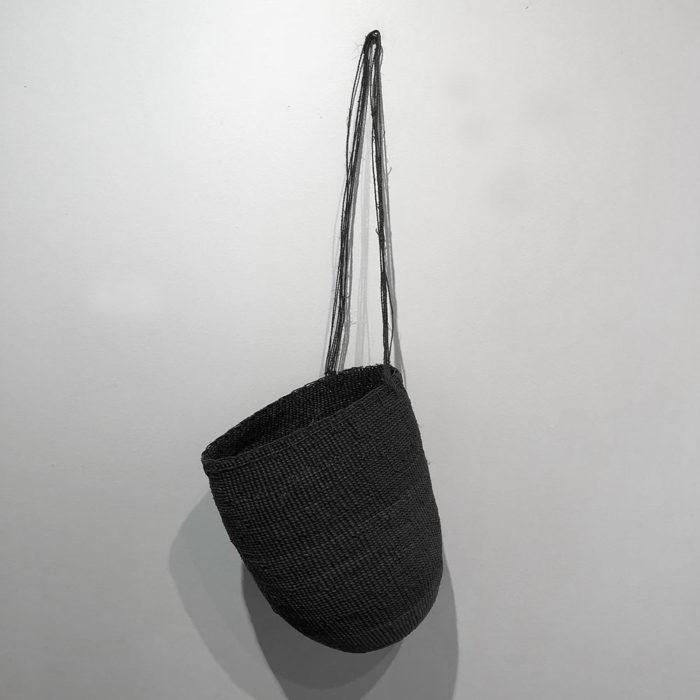 Margaret Rarru: 'Black Dilly Bag' – SO3360
