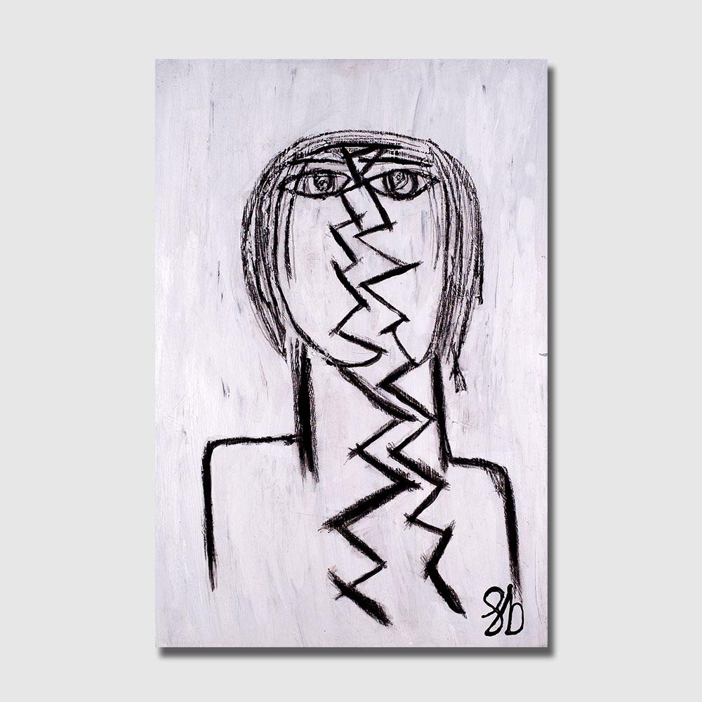 Joanne Braddy: 'Broken Mind' – SO4038